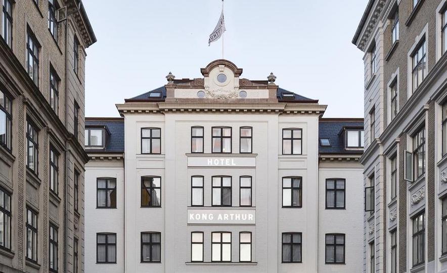 Stay Hotel Kopenhagen : Hotel review kong arthur copenhagen the ideal place for an