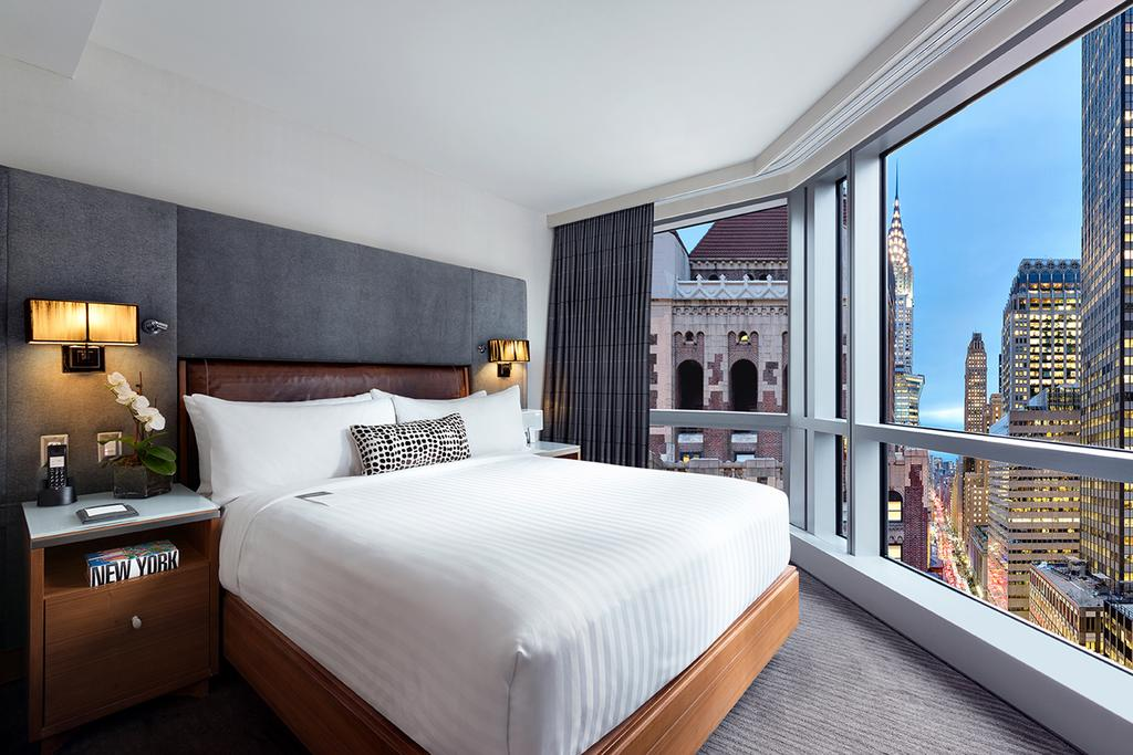Hotels In New York Times Square Area