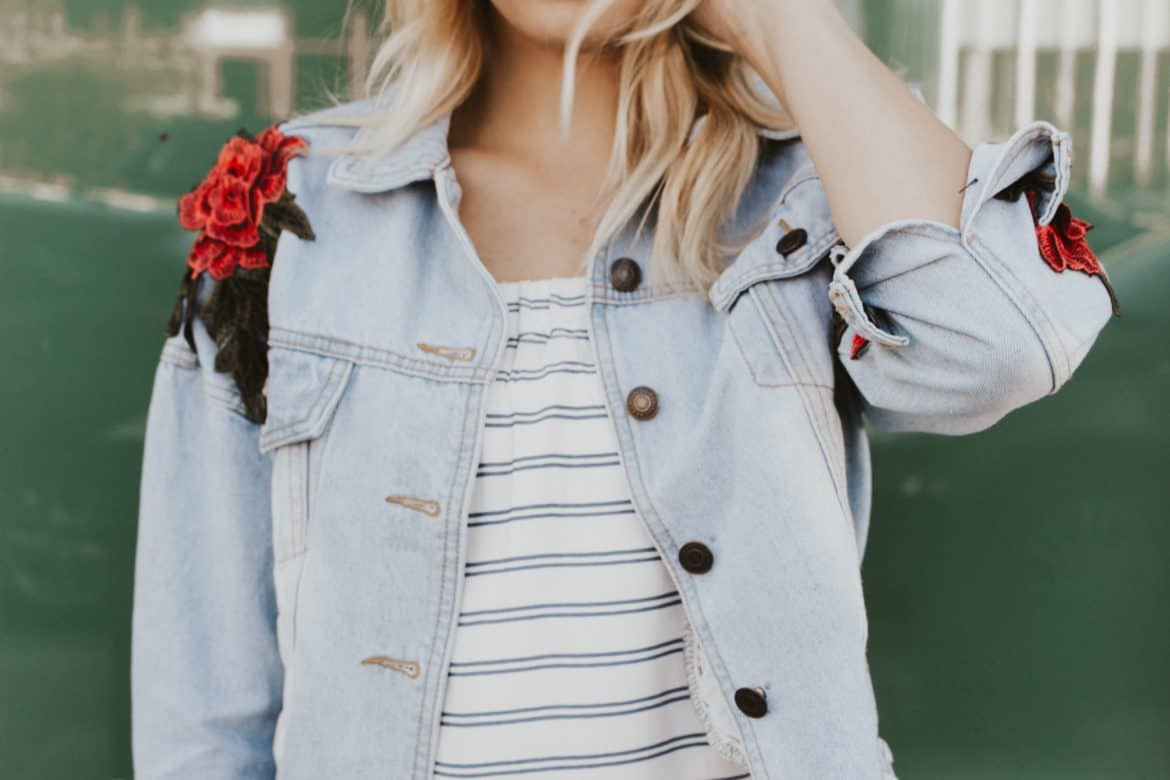 HOW TO CUSTOMIZE YOUR CLOTHES AND CREATE A ONE-OF-KIND WARDROBE