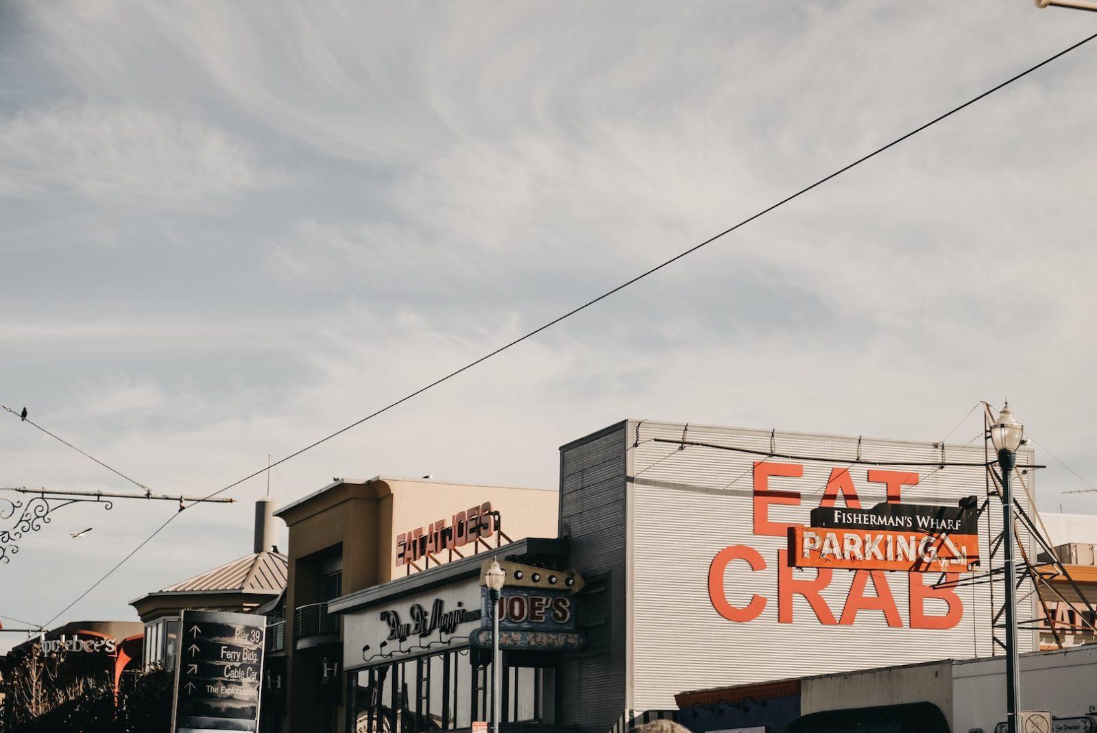 EAT CRAB SAN FRANSICO