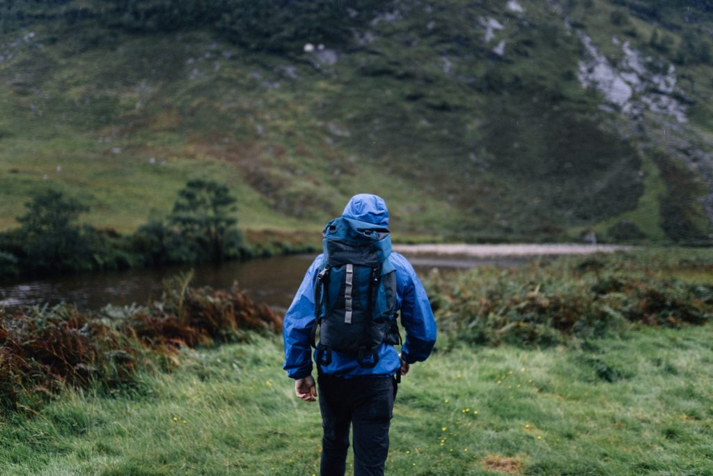 WET WEATHER HIKING