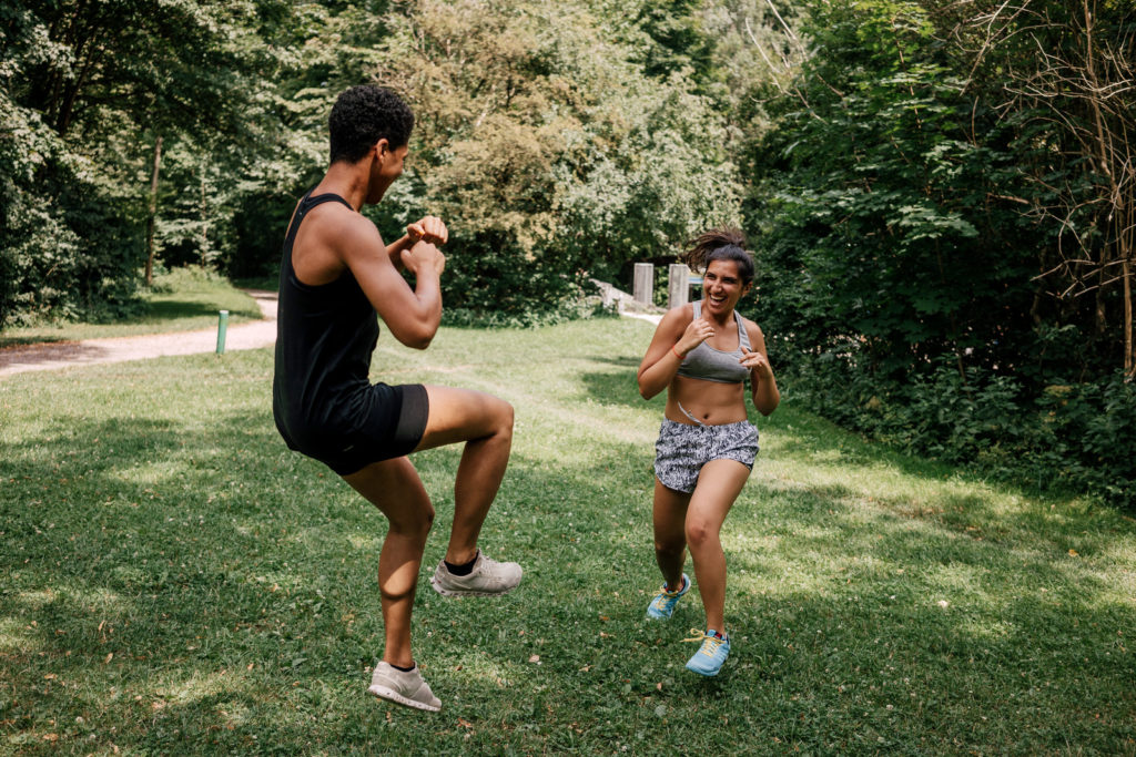 5 TIPS FOR PROTECTING YOUR SKIN FOR EXERCISING OUTSIDE