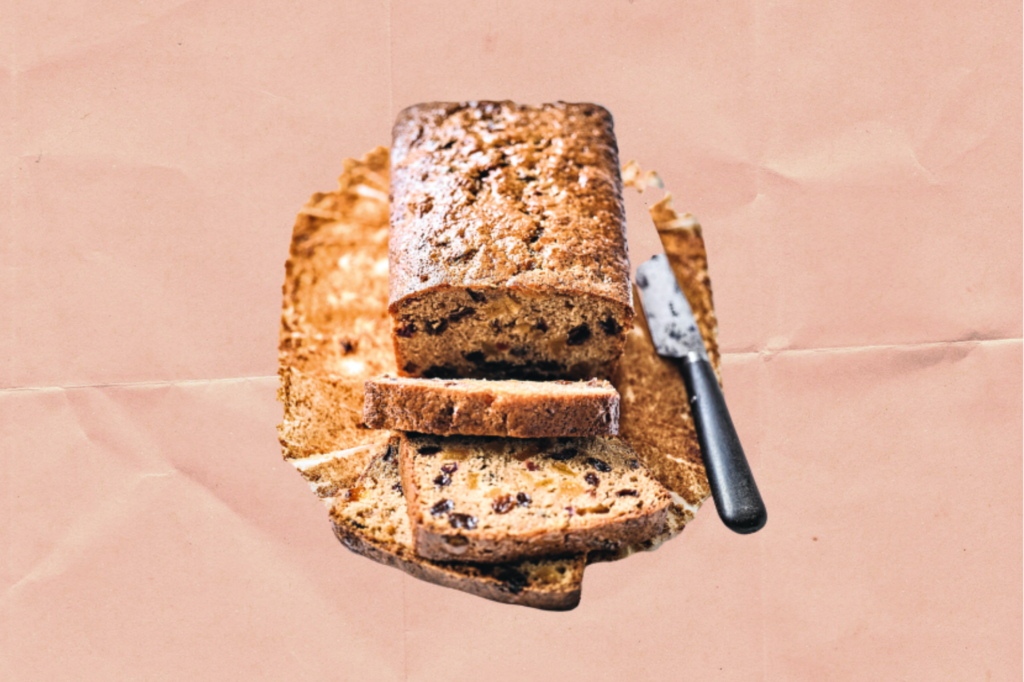 THE IDEAL RECIPE FOR EARL GREY FRUIT LOAF