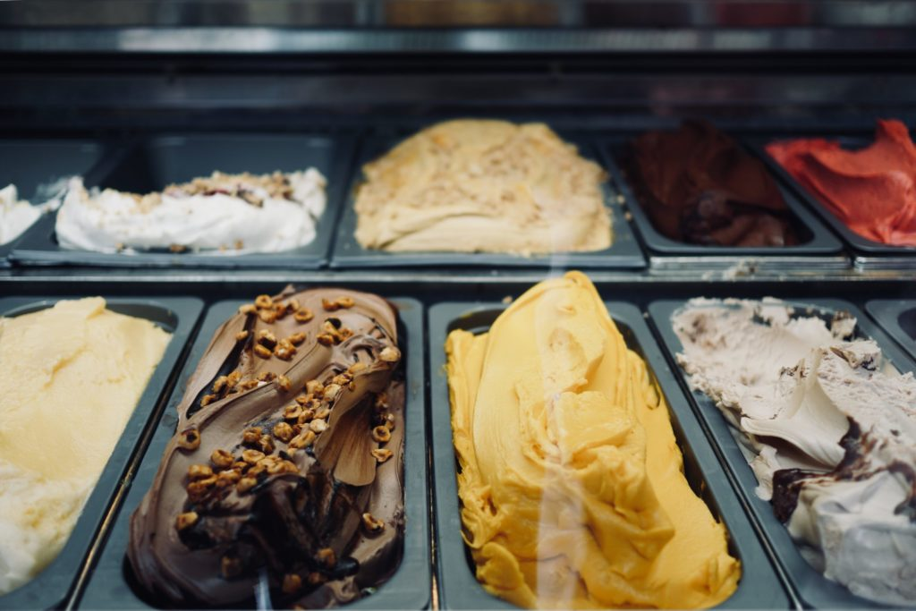 THE BEST ICE CREAM IN BRIGHTON & HOVE