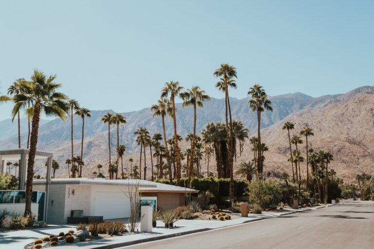 5 IDEAL THINGS TO DO IN GREATER PALM SPRINGS, CALIFORNIA, FOR FALL 2020