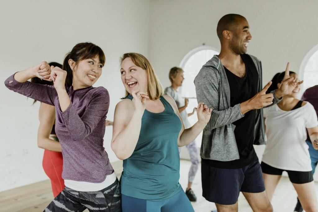 ways to keep fit while having fun