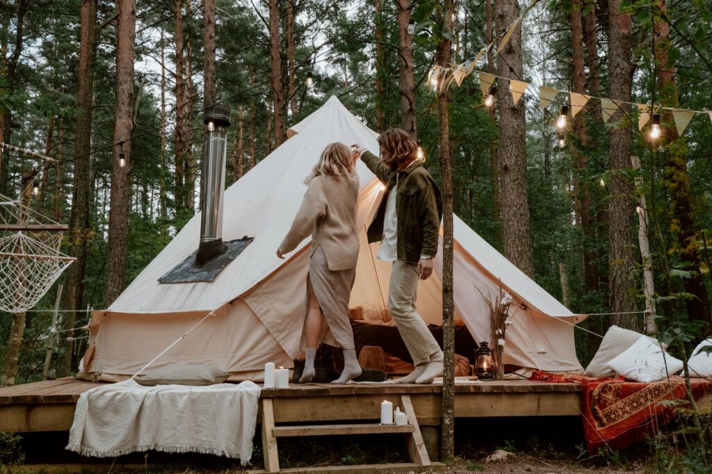 5 TIPS FOR GETTING THE MOST FROM YOUR NEXT GLAMPING EXPERIENCE