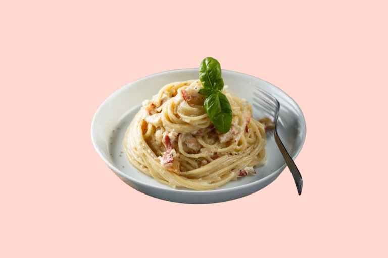 5 STEPS TO THE IDEAL SPAGHETTI CARBONARA