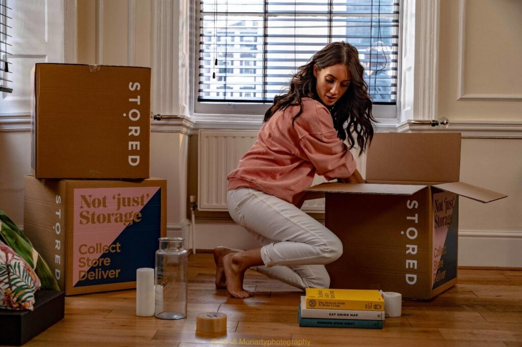 FROM DECLUTTERING TO SELF-STORAGE SOLUTIONS: 4 WAYS TO MAKE MORE SPACE AT HOME DURING LOCKDOWN